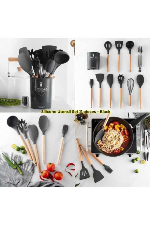 SILICONE KITCHEN SET *PRE ORDER*